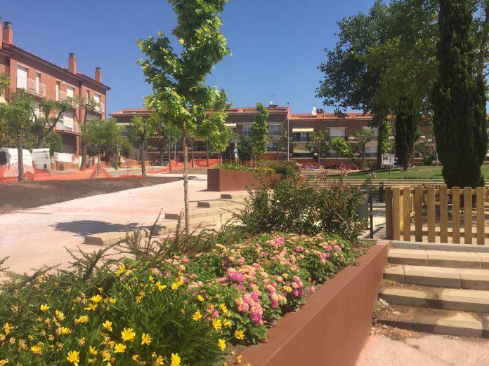Plaça de Santa Maria