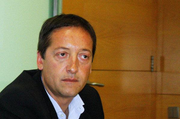 Francesc Esteve, director del Gabinet Jurídic de la Generalitat