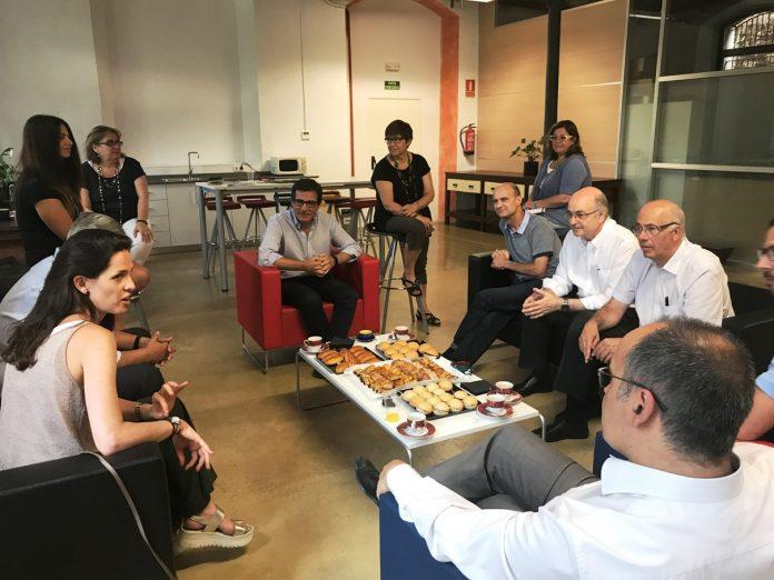 Esmorzars amb l'alcalde. Trobada entre empresaris i l'administració locals