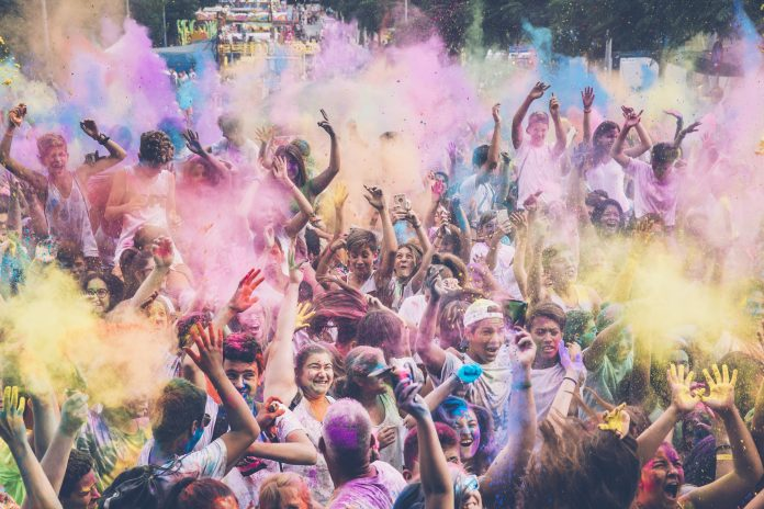 Holi Festival   Foto: Grisphoto