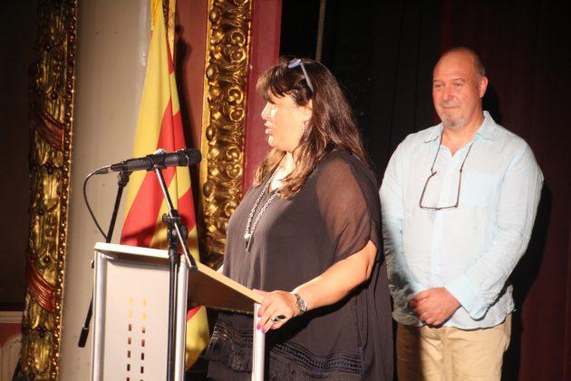 Núria Vallduriola, directora Serveis Territorials Ensenyament