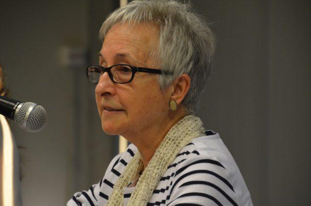 Rosario Navarro, presidenta CEM