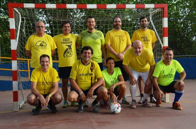 Equip Ajuntament de Martorell. 8è Torneig Futbol Sala Inclusiu