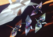 Un origami, un euro', campanya solidària