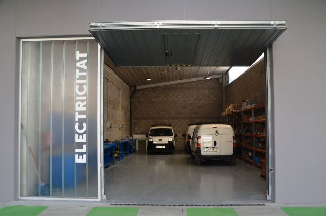 Portes obertes nau Serveis Municipals i Deixalleria Municipal
