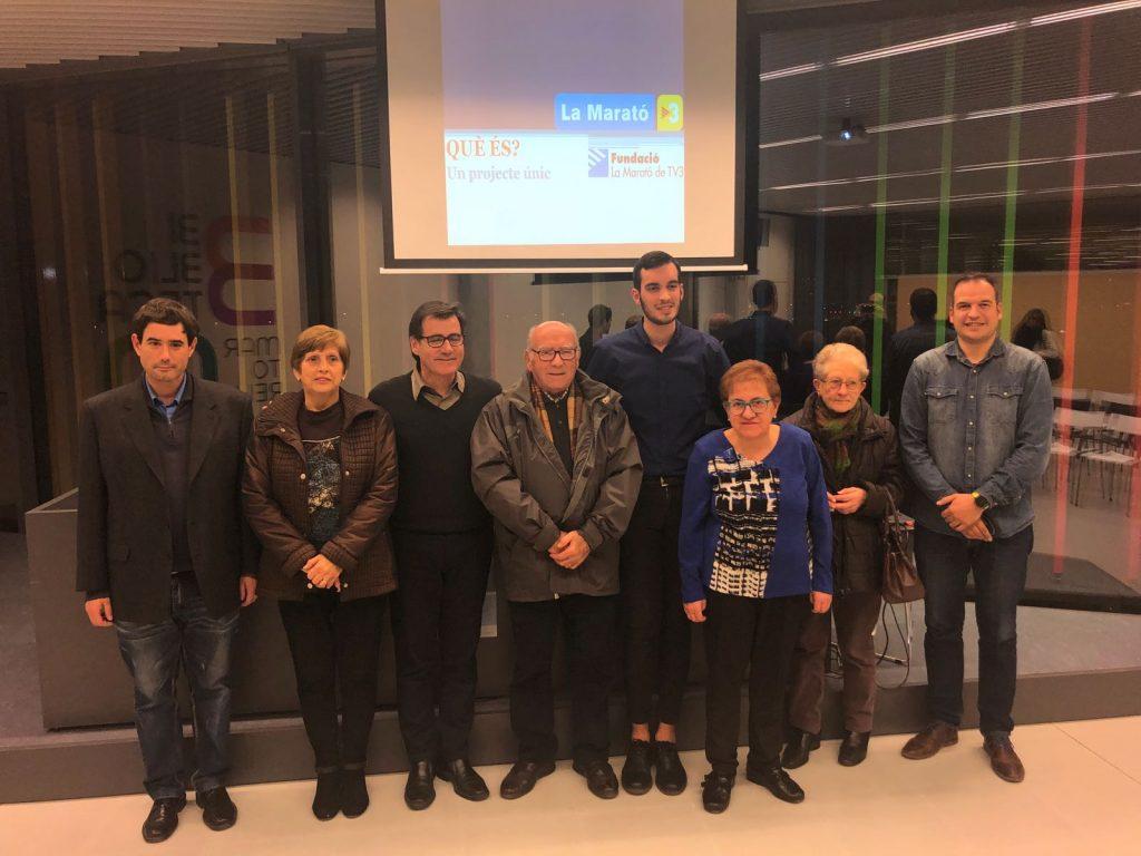 Xerrada sobre les malalties infeccioses a la Biblioteca Martorell. La Marató de TV3