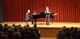 Aurelio Viribay i Pablo García-López. Any Palet. Auditori Joan cererols del Centre Cultural