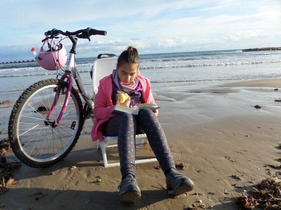 'Descans a la platja' de Saul Chico (4-6 anys)