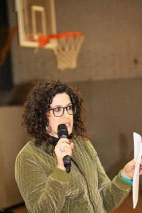 Patrícia Martín, coordinadora actes 25è aniversari CB La Mercè