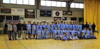 Presentació equips CB La Mercè