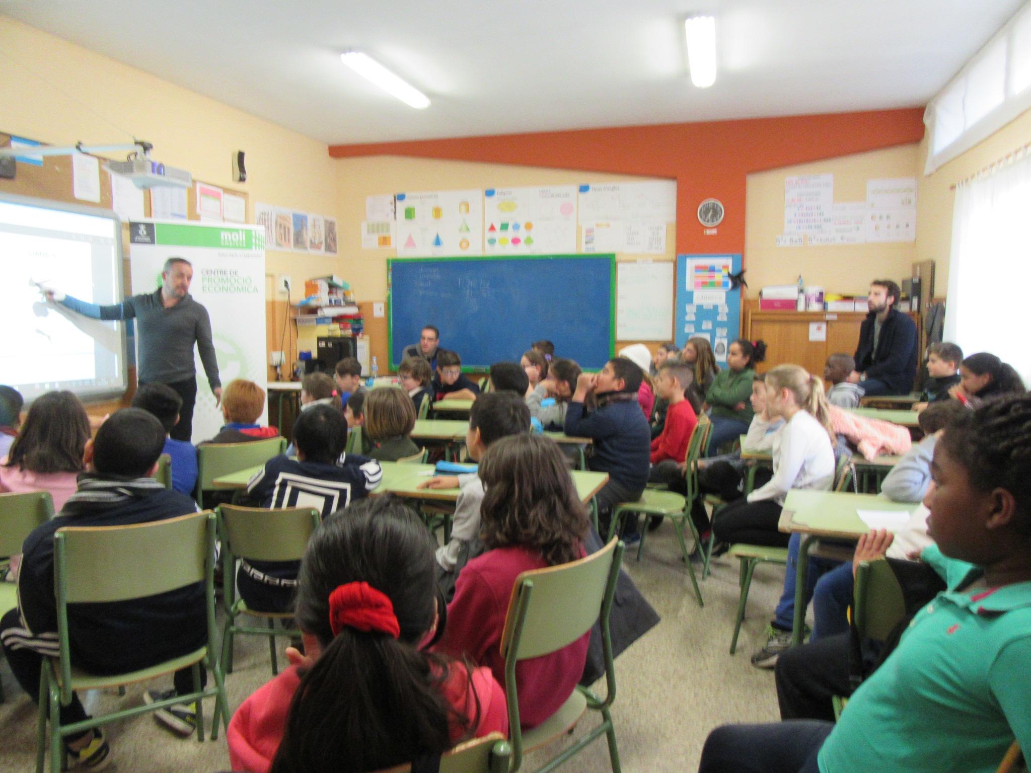 Cooperatives José Echegaray