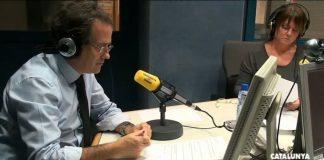 Kílian Sebrià, presentador 'Catalunya vespre'