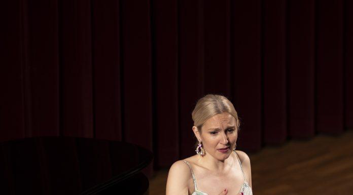 Concert soprano Alba Fernández