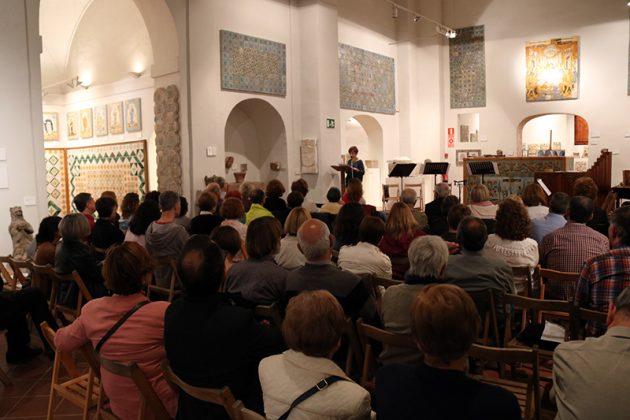 Exposició 'Inspiració Montserrat' Al Museu Vicenç Ros. Montserrat Farreny