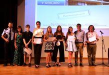 Lliurament diplomes 'Internet segura de tu a tu' INS Maria Canela