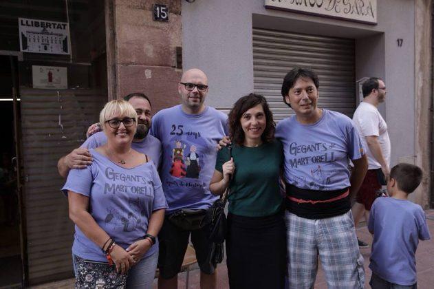 Pregó de Fessta Major amb l'actriu Judit Martín