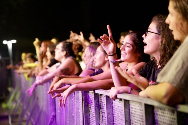 Concert Lágrimas de Sangre. Foto: Grisphoto