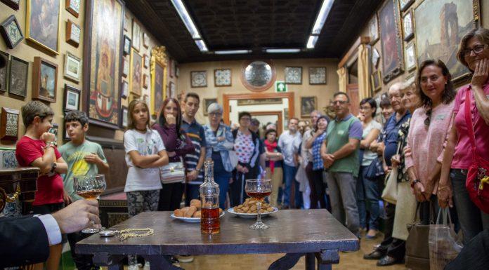 Visites teatralitzades. Foto: Carles Porta