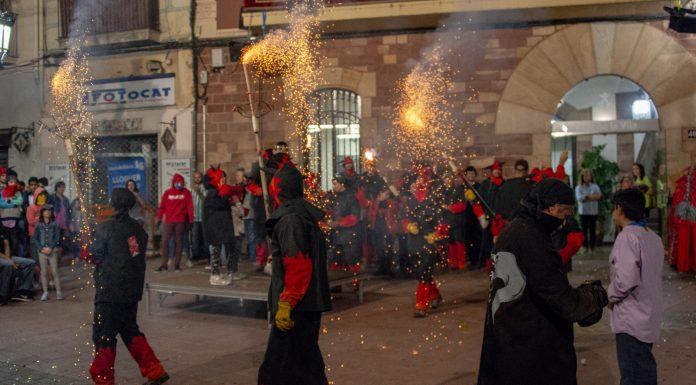 Correfoc. Foto: Carles Porta