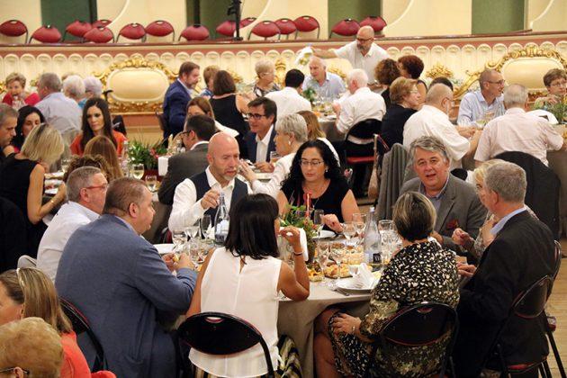 Sopar benèfic de Catalunya Contra el Càncer a Martorell