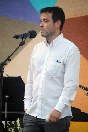 Acte commemoratiu de l'1-O d'Òmnium Cultural. Andreu González