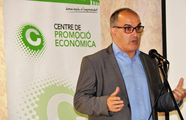Lluís Amat, regidor de Promoció Econòmica