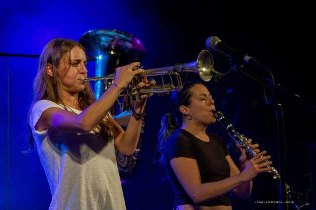 Balkan Paradise Orchestra. Foto: Carles Porta