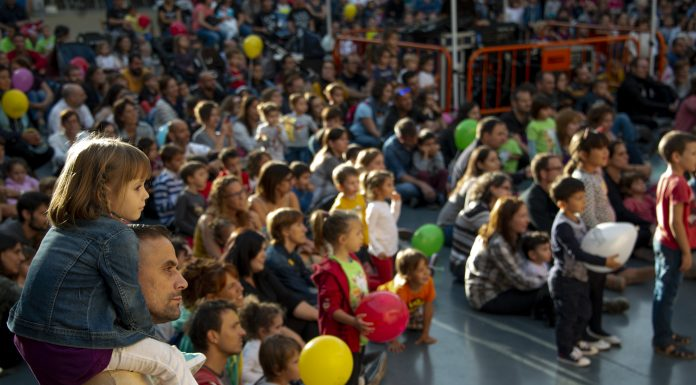 El pot petit en concert. Foto: Carles Porta