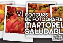 6è Concurs de Fotografia 'Martorell Saludable'