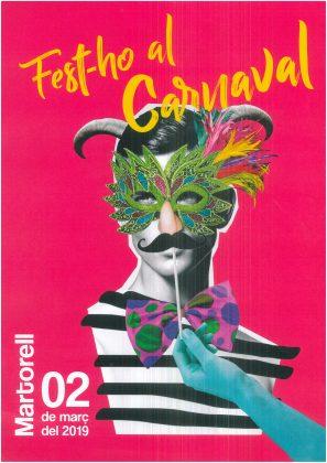 Cartell guanyador Carnaval
