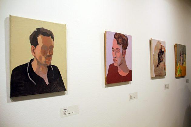 Exposició 'Individu' al Muxart Espai d'Art