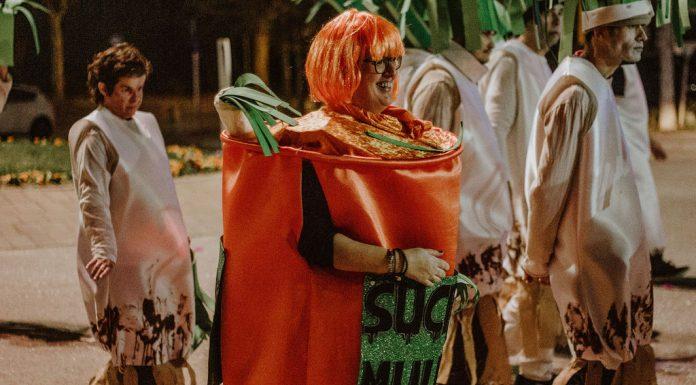 Carnaval. Foto: Grisphoto