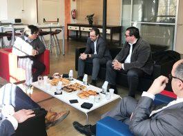 'Esmorzar amb l'alcalde'