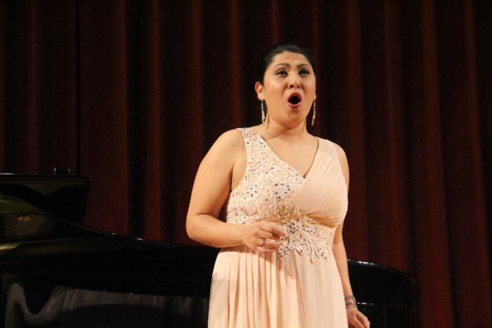 Concurs de Cant Josep Palet. Adriana de León