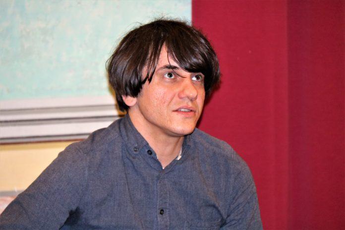 Joan Colomo, cantant