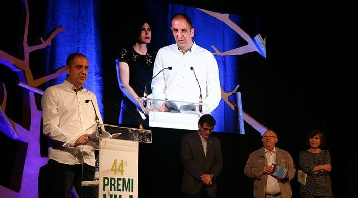 44è Premi Vila de Martorell. Manuel Roig