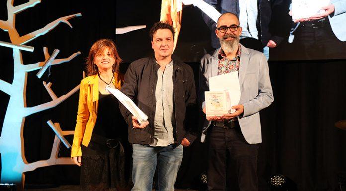 44è Premi Vila de Martorell. Toni Vicent i Òscar Palazón