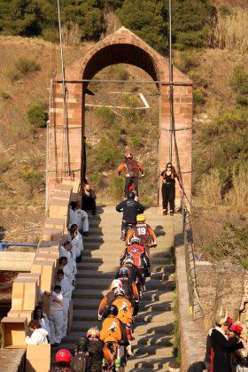 8a Llegenda del Pont del Diable, amb La Fura dels Baus
