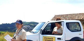 Pla d'informació i vigilància contra incendis