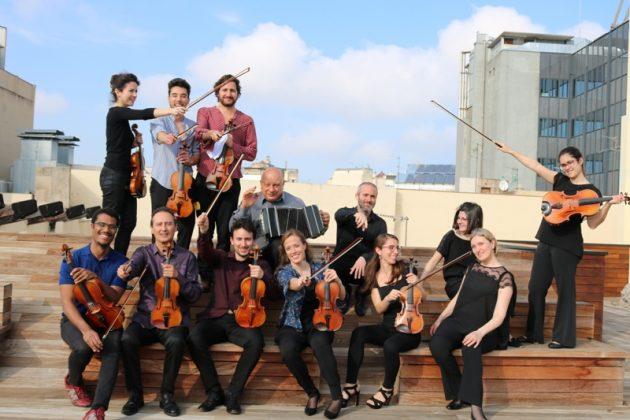 PAS 2019. Orquestra del Reial Cercle Artístic de Barcelona