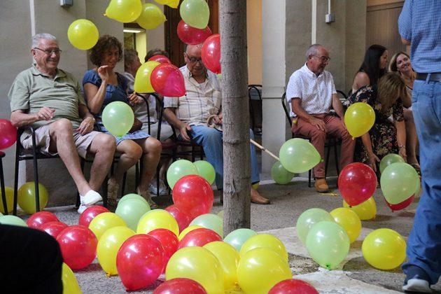 Cloenda dels'Concerts al Pati' a l'Esplai La Vila