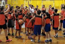 'Workout Camp' del Club Bàsquet Martorell al Pavelló Esportiu Municipal