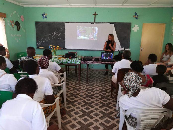 25è Camp de Treball de Mans Mercedàries, a Moçambic
