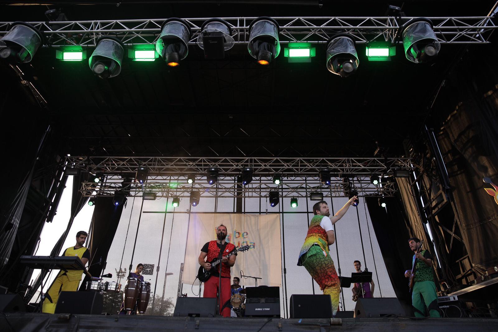 La Belluga. Festa Major 2019 (Fotografia: Grisphoto)
