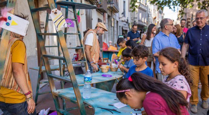 Artesanàlia. Festa Major 2019 (Fotografia: Grisphoto)