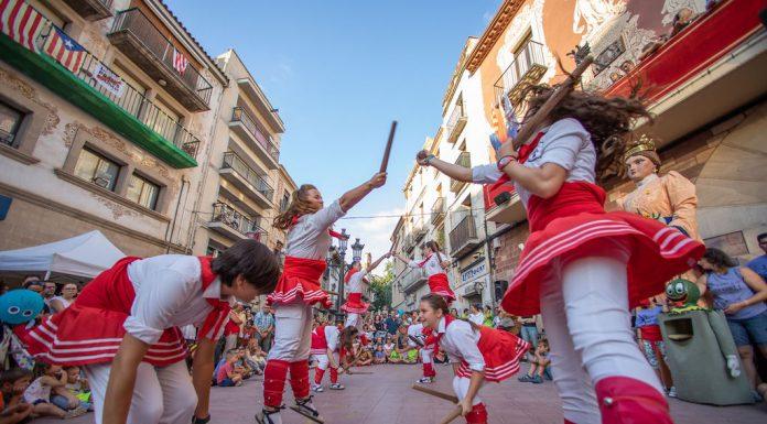 Colles de cultura popular. Festa Major 2019 (Fotografia: Grisphoto)