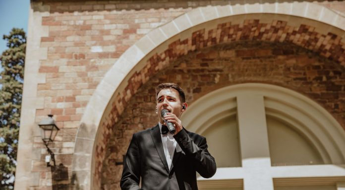 Concert Vermut amb Q Voce. Oriol Guimerà. Festa Major 2019 (Fotografia: Grisphoto)