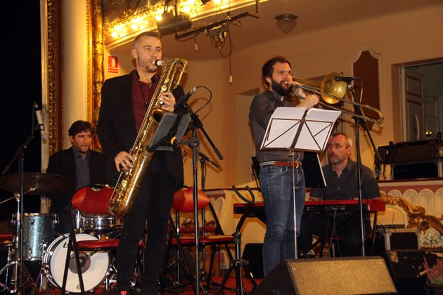 24a Trobada d'Entitats. Pere Miró Organ Quartet