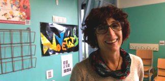 Carme Hinojosa Puiggròs, educadora del CEE El Pontarró