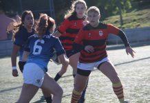 Trobada rugby femení